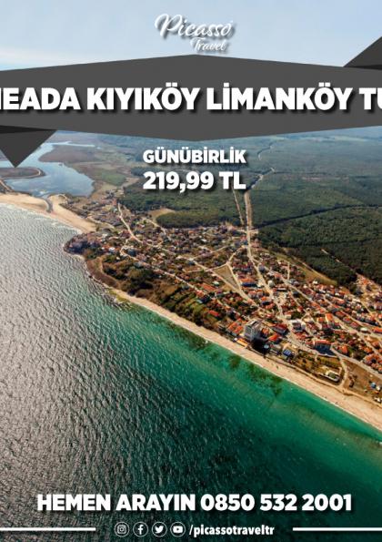 İğneada Kıyıköy Limanköy Turu