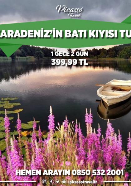 Karadenizin Batı Kıyısı Turu