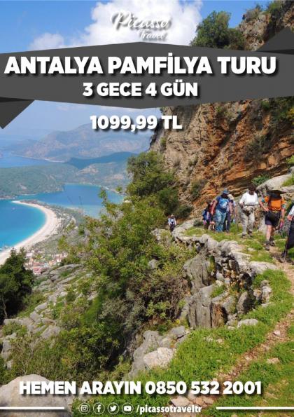 Antalya Pamfilya Turu