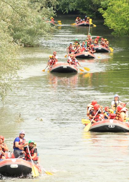Melen Çayı Rafting Turu