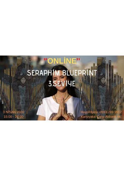 -ONLİNE - SERAPHIM BLUEPRINT 3.SEVİYE Afişi