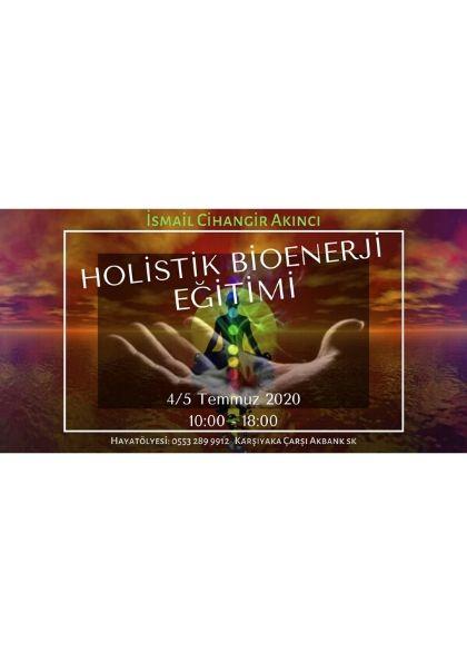 Holistik Bioenerji Eğitimi