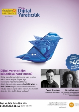 Digital Age Konferansı Etkinlik Afişi