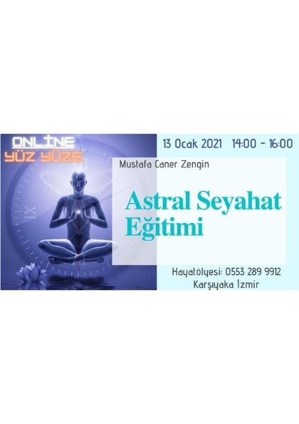 Astral Seyahat Eğitimi