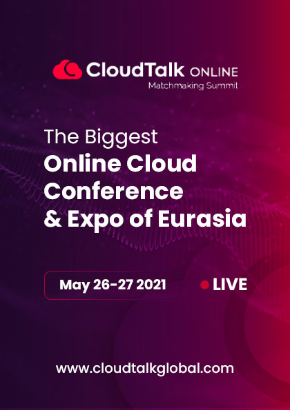 CloudTalk Online Matchmaking Summit 2021 Etkinlik Afişi