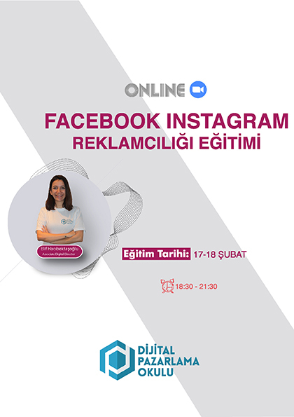 Facebook - Instagram Reklamcılığı Eğitimi