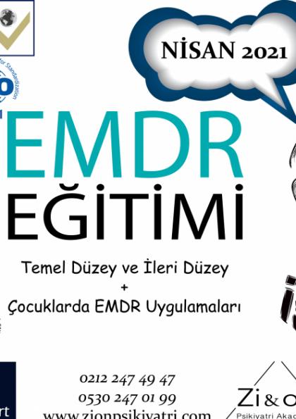 EMDR Eğitimi Afişi