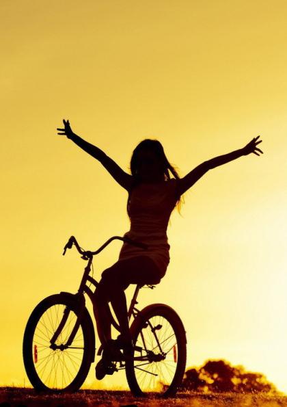 Bisiklet Eğitimi Afişi