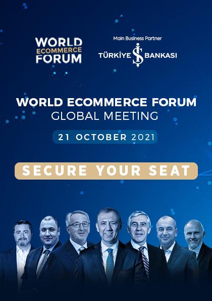 WORLD E-COMMERCE FORUM Afişi