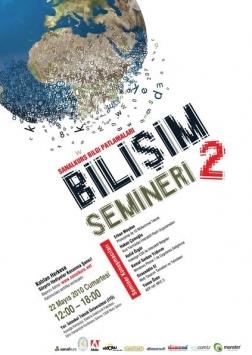 2. Sanalkurs Bilişim Seminerleri Etkinlik Afişi
