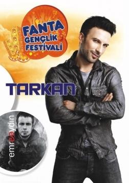 Fanta Gençlik Festivali Etkinlik Afişi