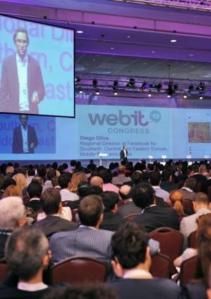 Webit Congress 2013 Etkinlik Afişi