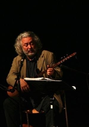 Erkan Oğur & İsmail Hakkı Demircioğlu Ankara Konseri Etkinlik Afişi