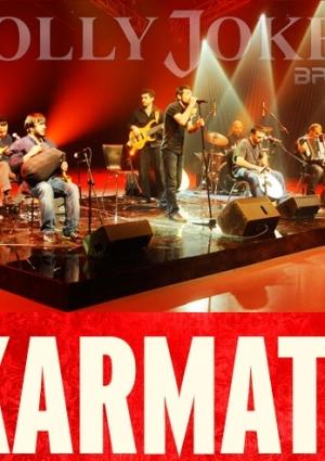 Karmate Konseri Etkinlik Afişi