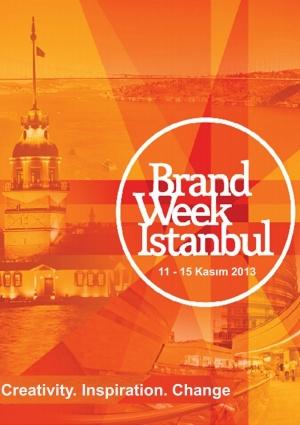 Brand Week İstanbul Etkinlik Afişi