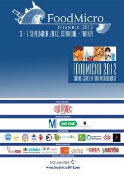 Uluslararası Gıda Mikrobiyolojisi Kongresi Etkinlik Afişi