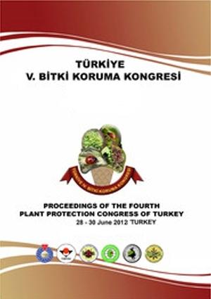 Türkiye V. Bitki Koruma Kongresi Etkinlik Afişi
