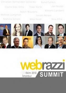 Webrazzi Summit 2012 Etkinlik Afişi