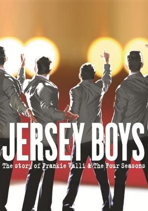 Jersey Boys Konseri Etkinlik Afişi