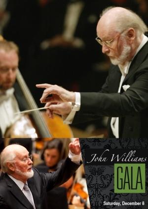 John Williams Gala Etkinlik Afişi
