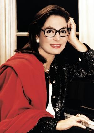 Nana Mouskouri Konseri Etkinlik Afişi