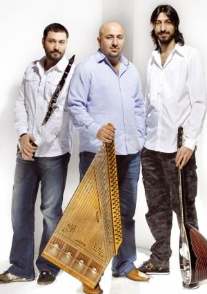 Taksim Trio Etkinlik Afişi