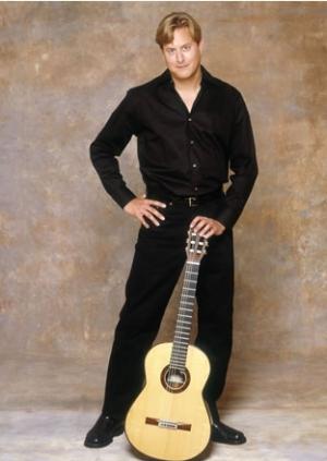 Jason Vieaux Konseri Etkinlik Afişi