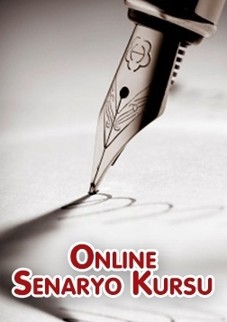 Online Senaryo Kursu Etkinlik Afişi