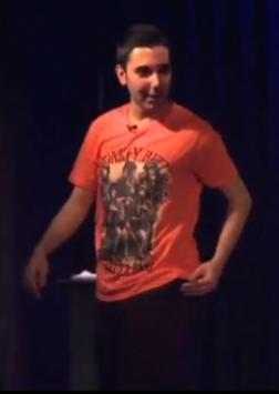 Stand-Up Onur Sermik Ben vs Siz Etkinlik Afişi