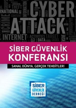 Siber Güvenlik Konferansı'14 İstanbul Etkinlik Afişi