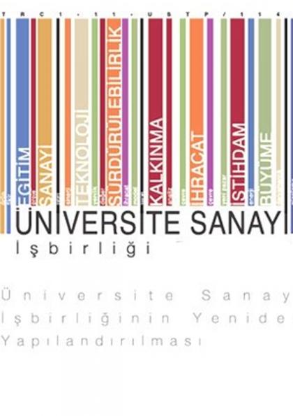 Üniversite Sanayi İşbirliği Etkinlik Afişi