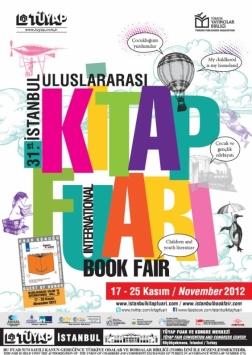31. İstanbul Uluslararası TÜYAP Kitap Fuarı Etkinlik Afişi