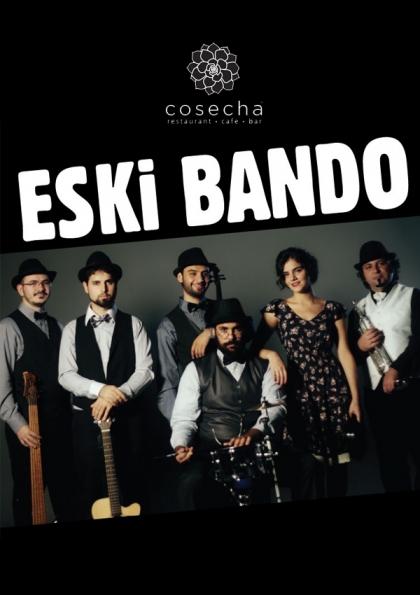 Eski Bando Adana Konseri Etkinlik Afişi