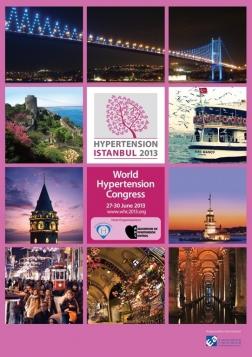 World Hypertension Congress 2013 Etkinlik Afişi