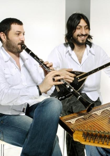 Taksim Trio Konseri Etkinlik Afişi