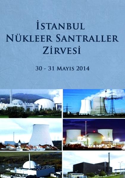 İstanbul Nükleer Santraller Zirvesi Etkinlik Afişi