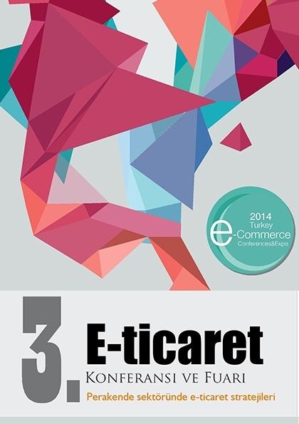 3. E-Ticaret Konferansı ve Fuarı Etkinlik Afişi