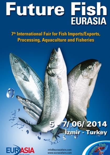 Future Fish Eurasia 2014 Etkinlik Afişi