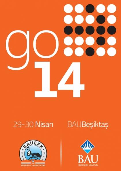 GO '14 Etkinlik Afişi