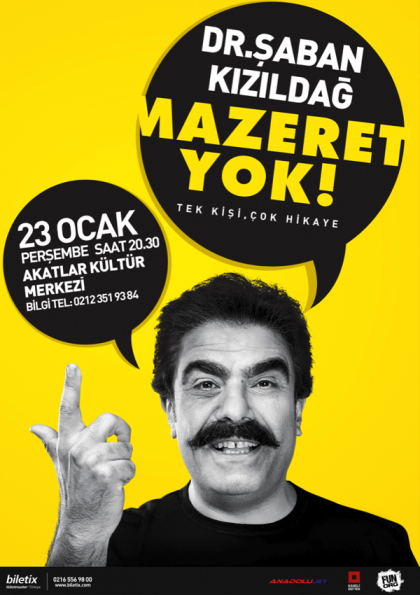Mazeret Yok Stand-Up