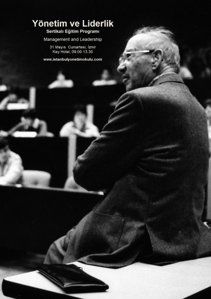 Yönetim ve Liderlik Sertifikalı Eğitim Programı / Management and Leadership Etkinlik Afişi