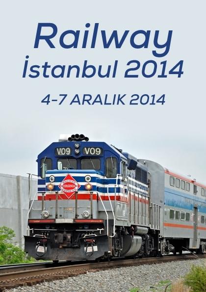 Railway İstanbul 2014 Etkinlik Afişi