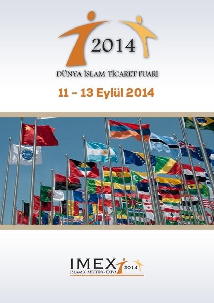 Dünya İslam Ticaret Fuarı 2014 Afişi