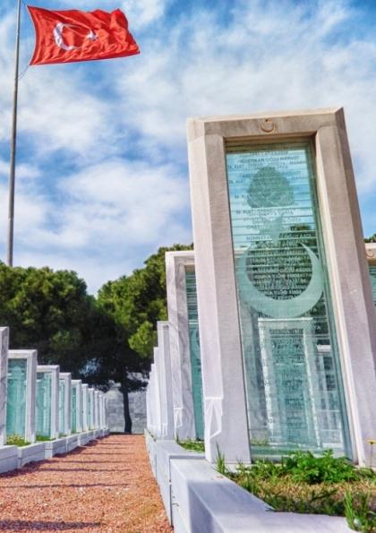 2014 Kurban Bayramı Çanakkale Şehitlik Turu Afişi
