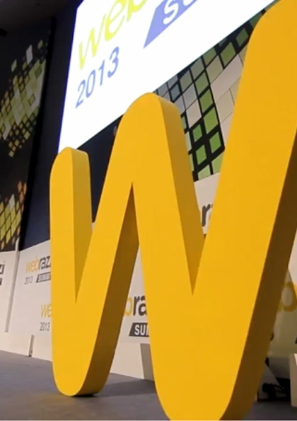 Webrazzi Summit 2014 Etkinlik Afişi
