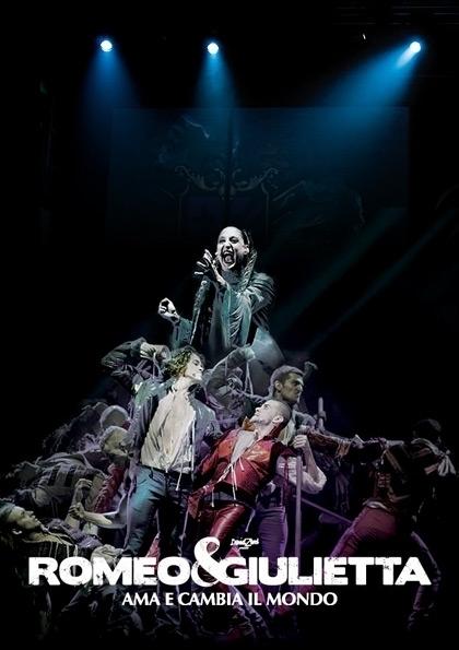 Romeo e Giulietta Gösterisi Etkinlik Afişi