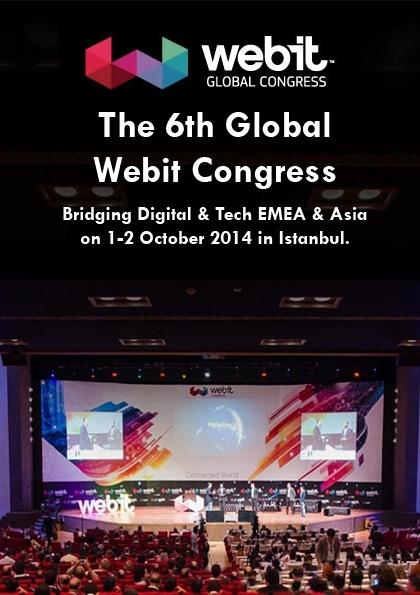The 6th Global Webit Congress Etkinlik Afişi