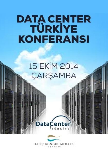 DataCenter Türkiye Konferansı (DCT 2014) Etkinlik Afişi