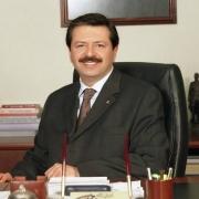 Mustafa Rifat Hisarcıklıoğlu Resmi
