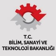 T.C. Bilim Sanayi ve Teknoloji Bakanlığı Resmi